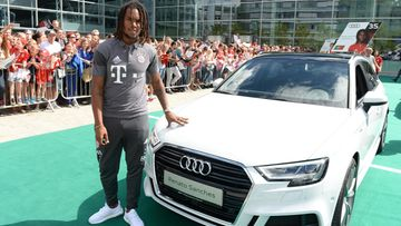 audi renato sanches