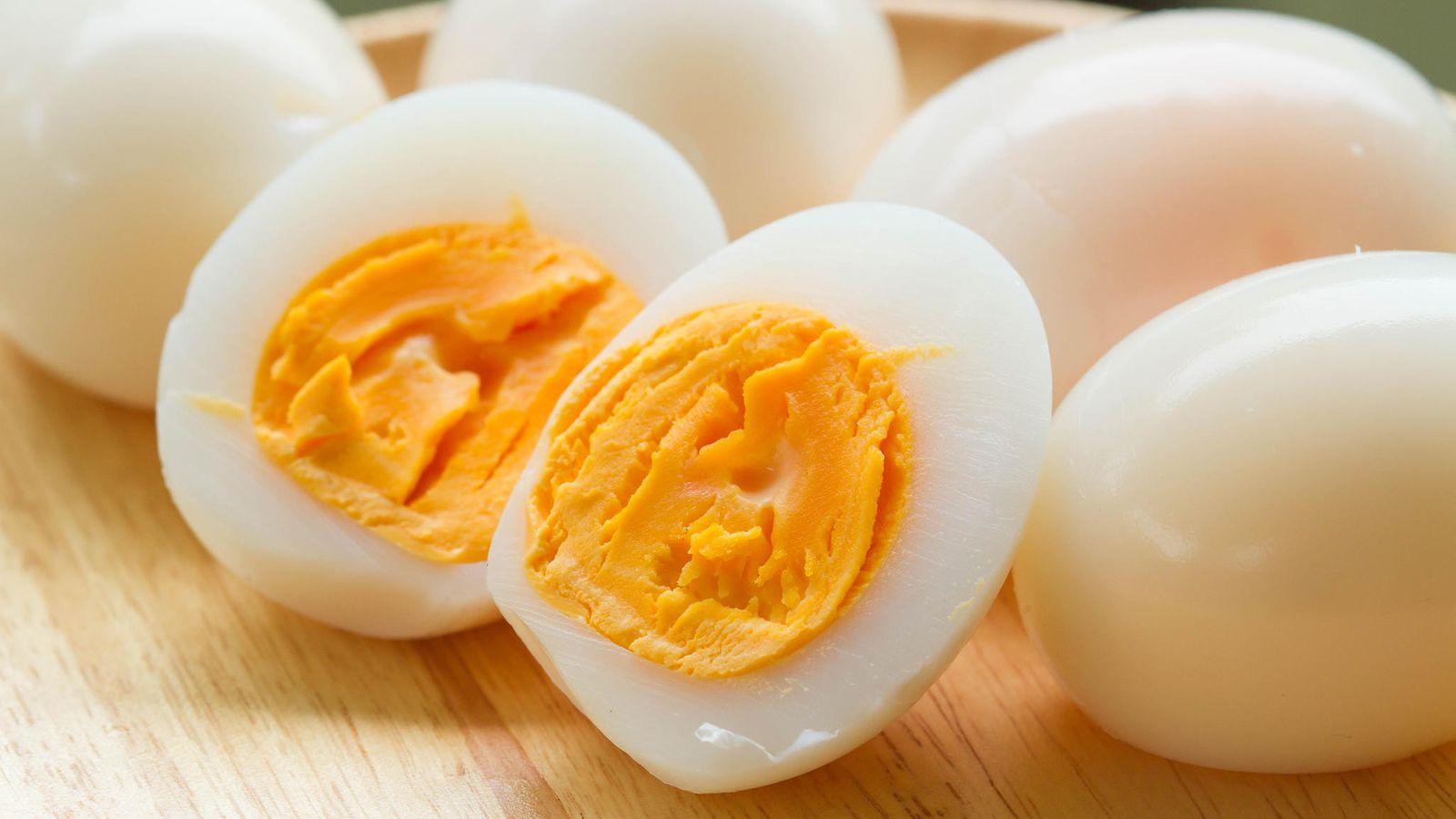 Kananmuna Keittäminen