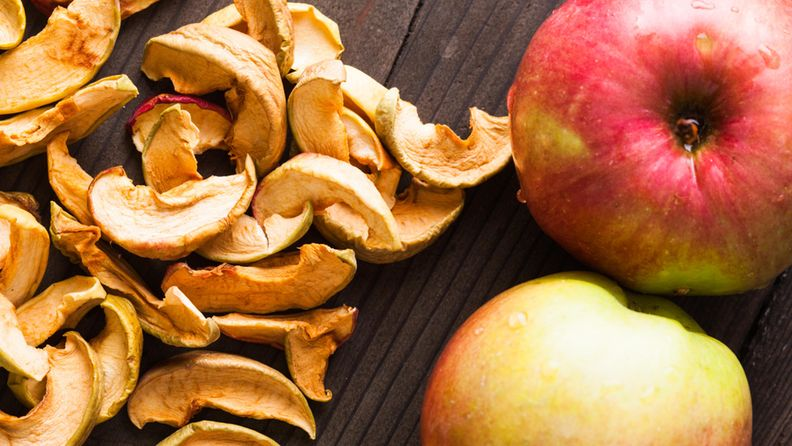 Kuivatut omenat