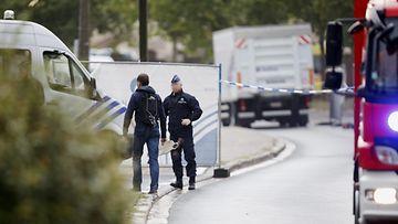 Bryssel isku kriminologinen instituutti