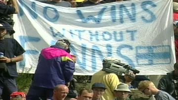 No wins without Finns, 1998, F1, Suomi