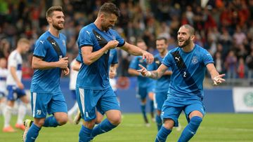 Kosovo saa tärkeitä vahvistuksia Suomi-peliin - Maajoukkue - Jalkapallo - Sport - MTV.fi