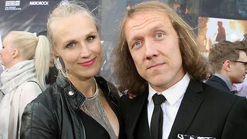 Minna Kauppi ja Sipe Santapukki 6.9.2016 2
