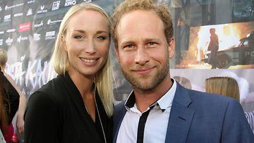 Niina ja Lorenz Backman 6.9.2016 Teit meistä kauniin