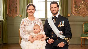 Prinssi Alexander ristiäiskuva 2