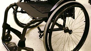 pyörätuoli