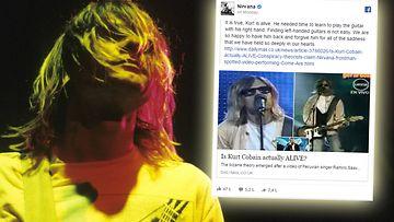 Nirvana kurt elossa blaah syyskuu 2016