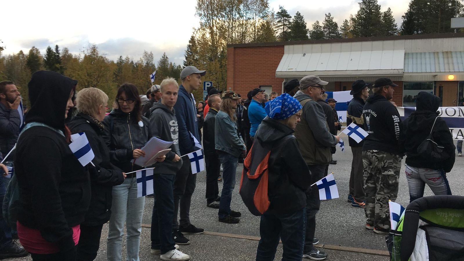 Suomen Uusnatsijärjestöt