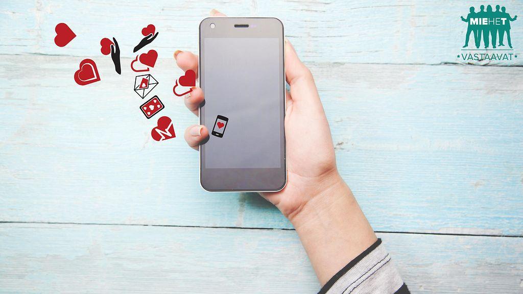 flirttailla ja kytkennät App fake