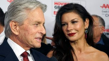 Douglas ja Zeta Jones