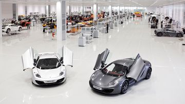 The McLaren Production Centre (8)