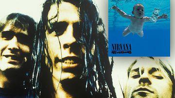 Nirvana Nevermind 1991 2