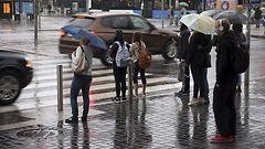 Erikoinen syyskuu Helsingiss� – koko kuun sateet ropisivat alas yhten� p�iv�n�