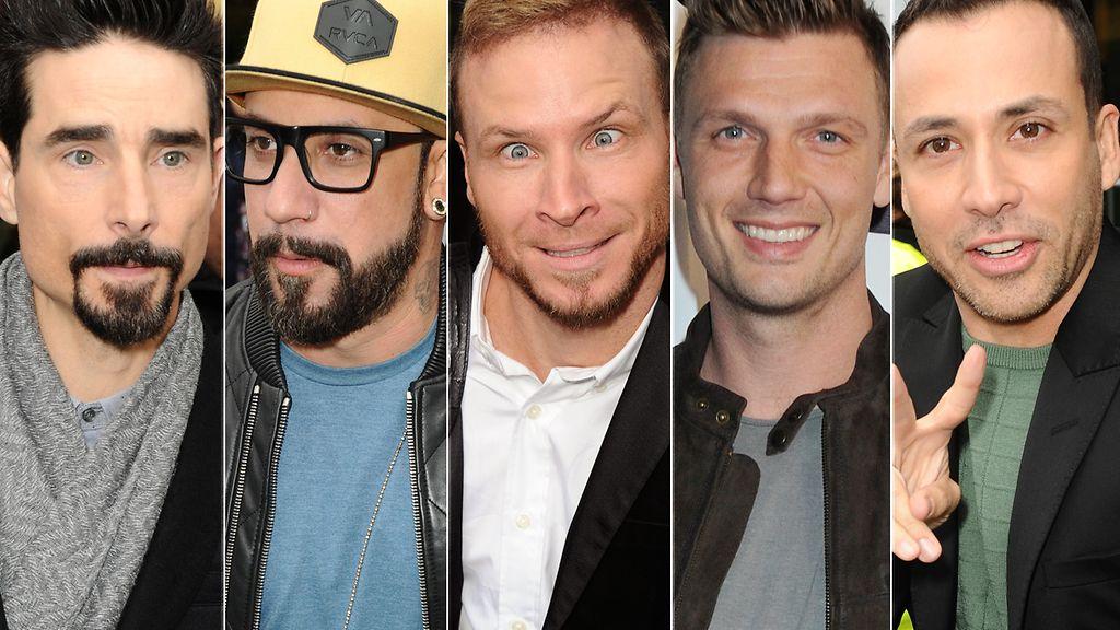 Backstreet Boys Suomi