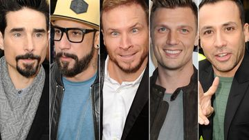 Backstreet Boys kollaasi 2016