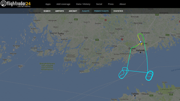 Flightradar norwegian