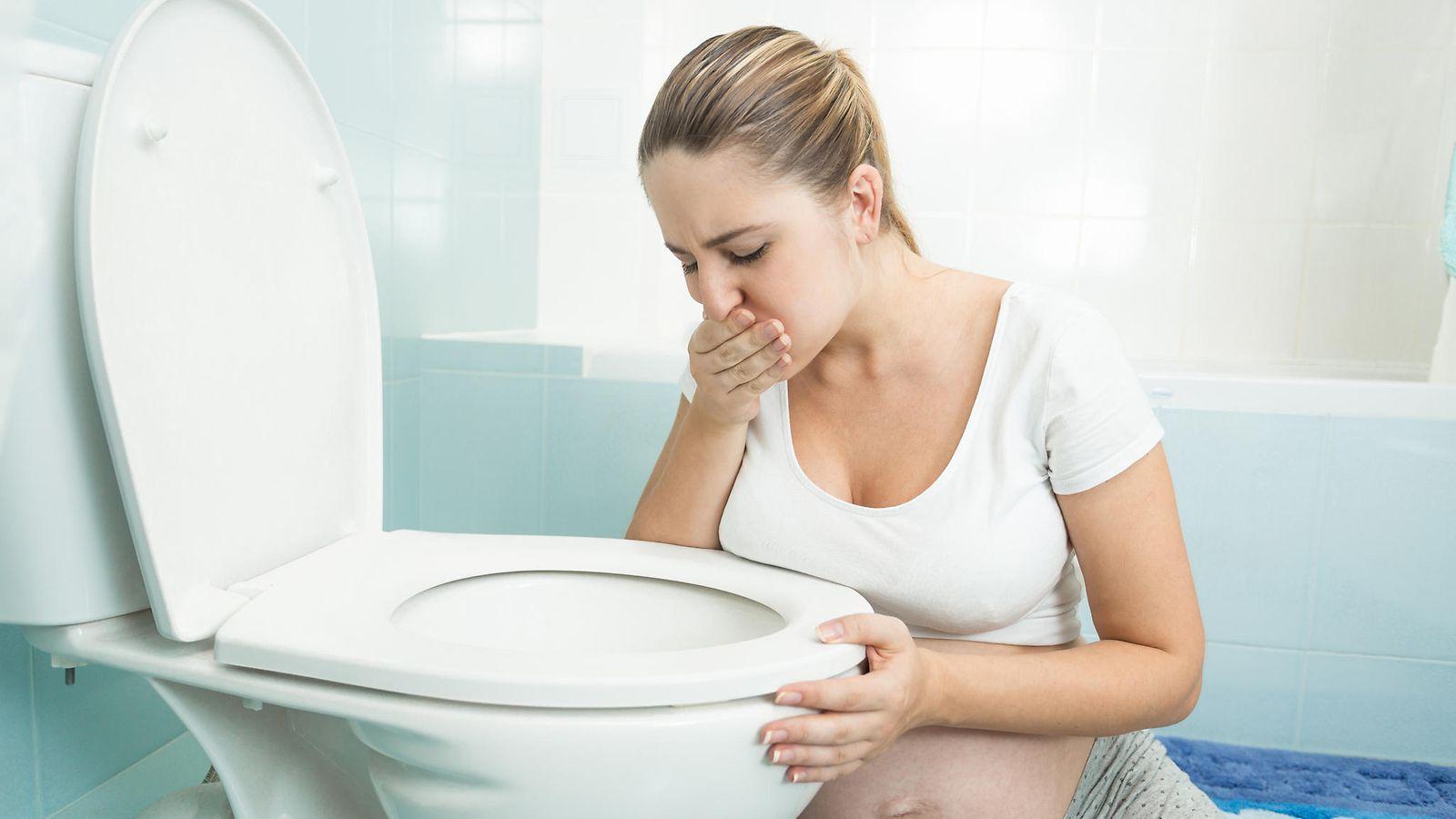 Raskauspahoinvointi