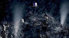 Rosettan taival avaruudessa p��ttyy t�n��n