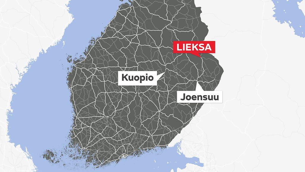 aa suomi Lieksa