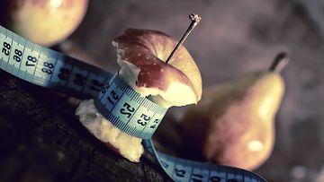 anoreksia syömishäiriö