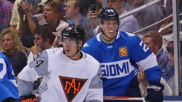Patrik Laine ja Auston Matthews, World Cup