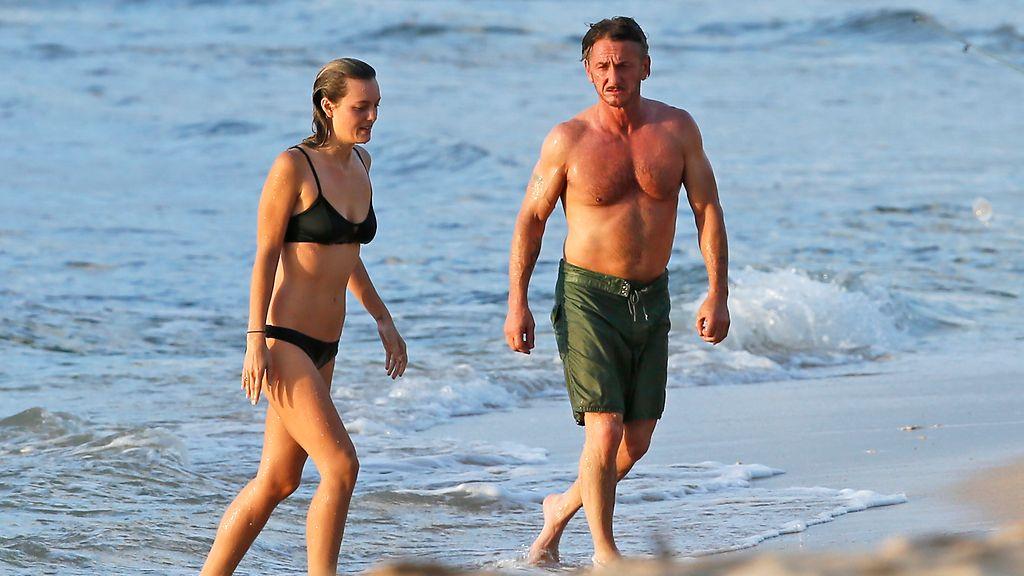 Sean Penn dating elämä