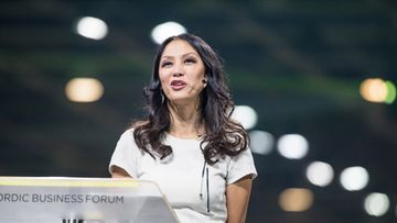 Nordic Business Forum 2016 Amy Chua