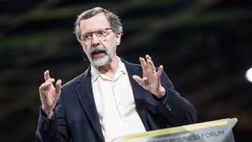 Nordic Business Forum 2016 Ed Catmull