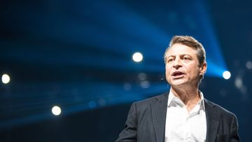 Nordic Business Forum 2016 Peter Diamandis