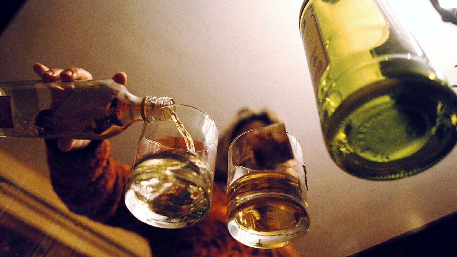 Aerinaze Ja Alkoholi