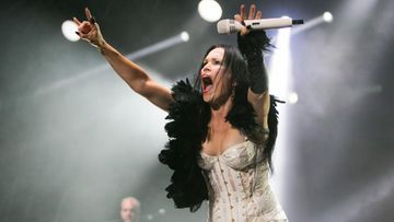 Tarja Turunen 17.7.2016 Masters of Rock Vizovice