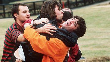 Oasis elokuu 1996