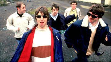 Oasis vuonna 1994