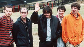 Oasis elokuu 1996 2