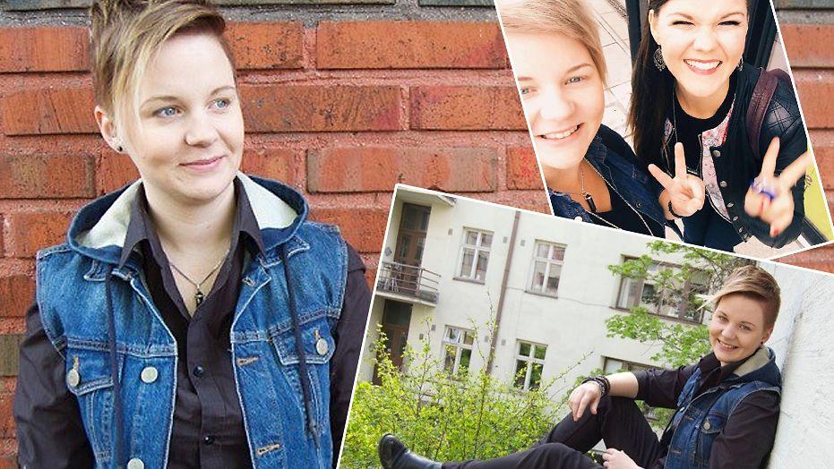 Saara Aallon Meri-rakas avoimessa haastattelussa: Ensisuudelma tapahtui minun aloitteestani - X ...
