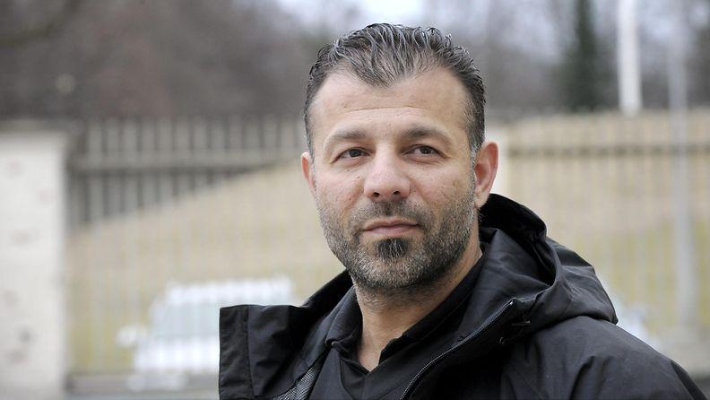 Rami Adham Syyria Suomi-Syyria