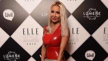 Susanna Penttilä Elle Style Awards 20.10.2016