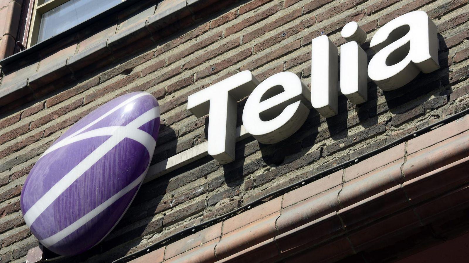 Teleoperaattori Telian tulos pieneni - Talous - Uutiset - MTV.fi