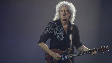 Brian May Queen 12.6.2016 1 Isle of Wight