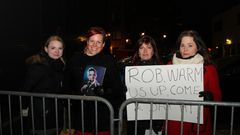 Robbie Williams fani