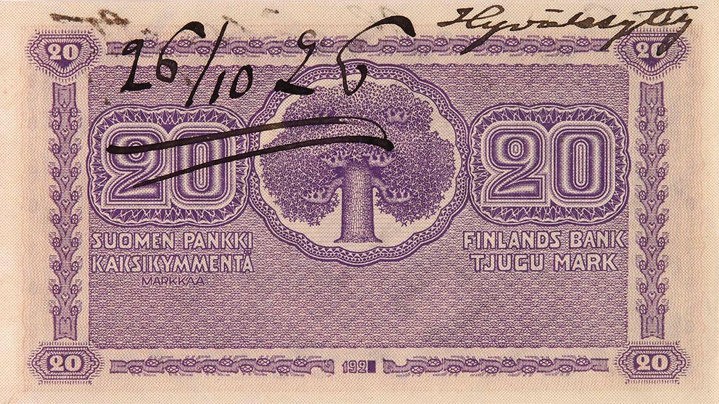 20 Ruotsiksi