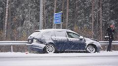 Varoitus: Ajokeli surkea id�ss� - kuvat kertovat kaiken