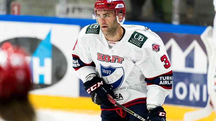 Joe Finley HIFK