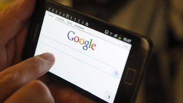 google selaushistoria