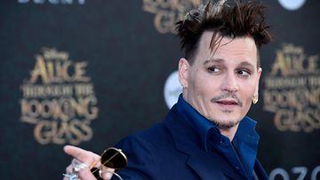 Johnny Depp 24.5.2016