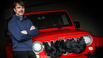 Jeep Movember Mike Manley