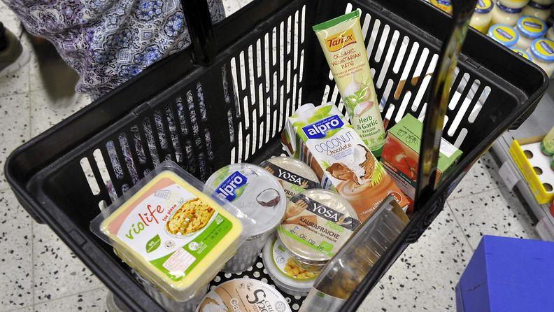 vegaani kasvisruoka veganismi ruoka kauppa 3