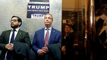 Farage Trump Tower
