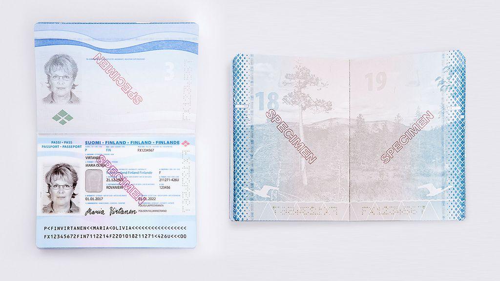 Poliisi Passi Ajanvaraus
