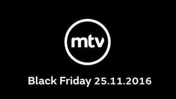 Black Friday 25.11.2016 MTV.fi ja MTV Videoverkosto